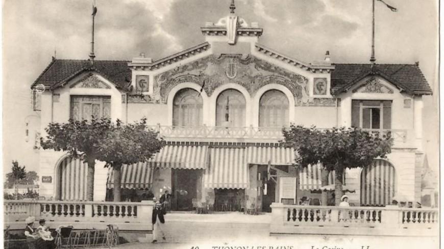 Thonon - l'ancien casino, le château de Rives et l'ex-cinéma l'Excelsior bientôt réhabilités ? (Interview du Maire de Thonon)