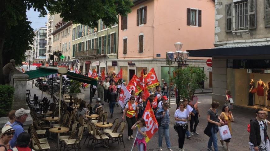 C'est la rentrée aussi pour les mouvements de grève
