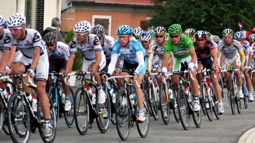 Fin du Tour de France en Pays de Savoie