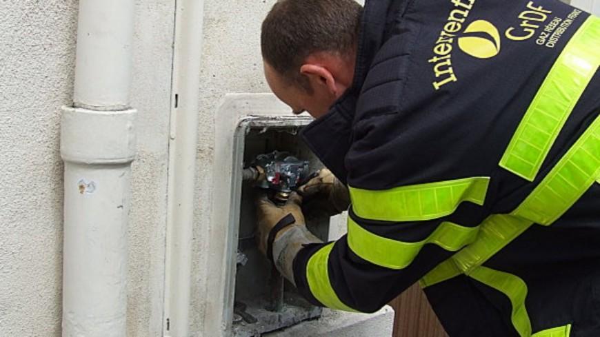 Une fuite de gaz à Collonges-sous-Salève