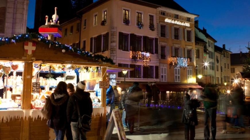 Pas de marché de Noël à Montreux