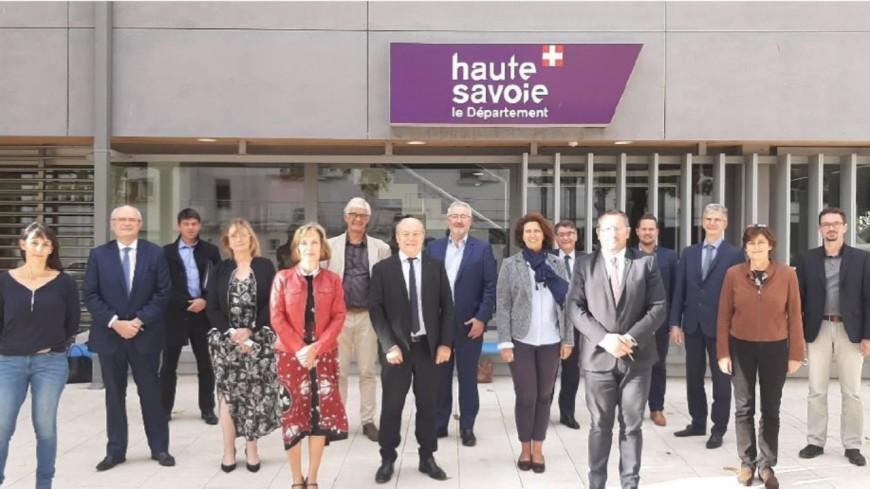 Haute-Savoie : N. Rubin reste Président des maires