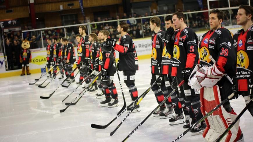 Il y a du hockey ce mardi soir à Chamonix