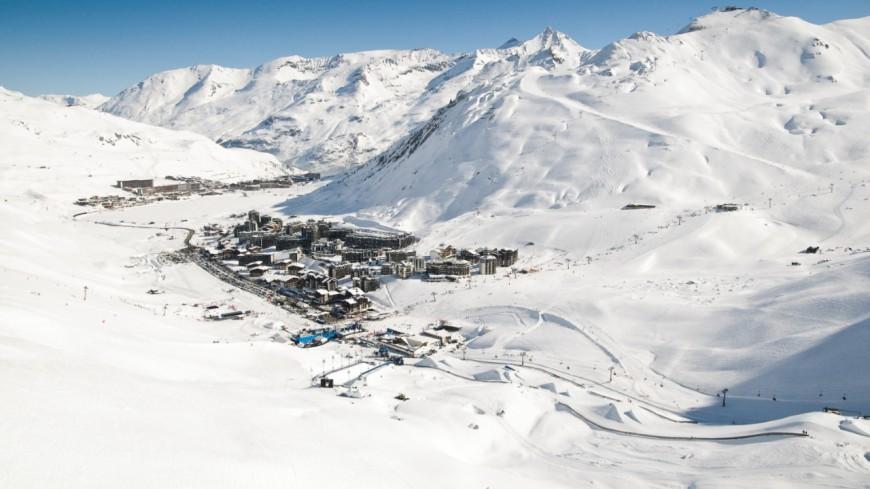 On peut skier à Tignes ce week-end !