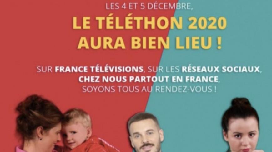 Le téléthon 2020 aura bien lieu (Interview)