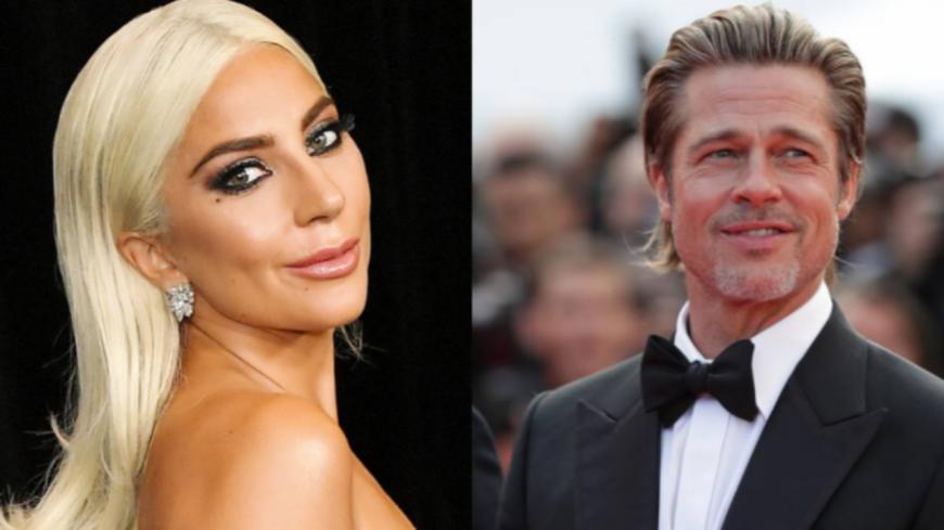 Lady Gaga et Brad Pitt réunis au cinéma