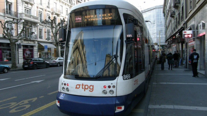 Genève : plus de Wifi dans les TPG