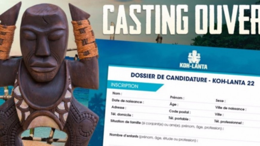 L'émission Koh-Lanta cherche des candidats pour la prochaine saison !