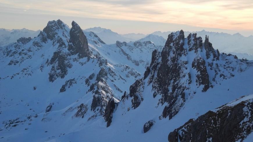 Un appel à la prudence lancé en montagne