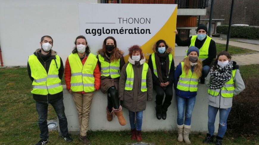 Modification des jours de collecte des déchets à Thonon