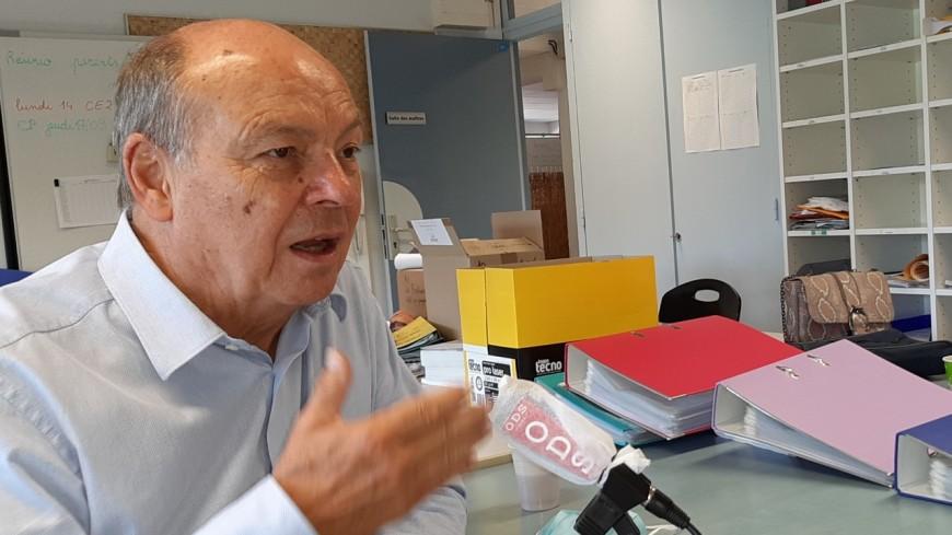 Les voeux du Maire d'Annemasse, Christian Dupessey (Interview)
