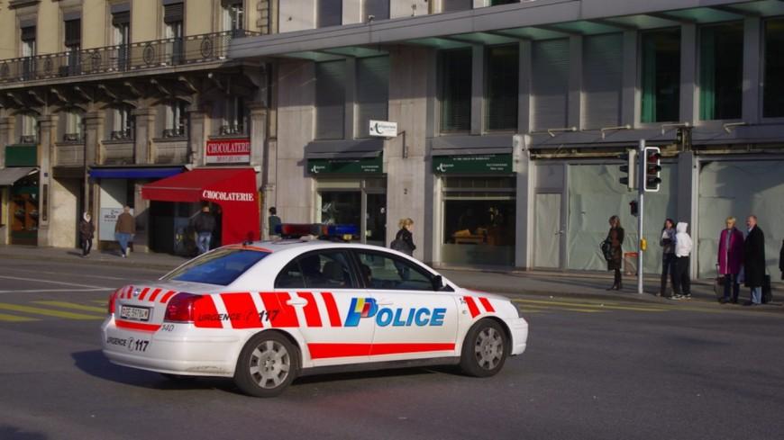 Un voleur muni d'alu interpellé à Genève