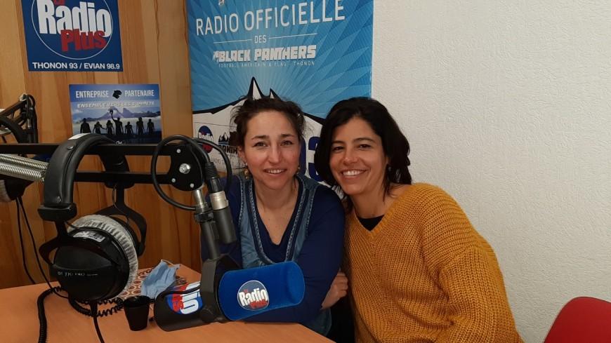 La passion de la Bossa-Nova a réuni ces deux chablaisiennes (Interviews)