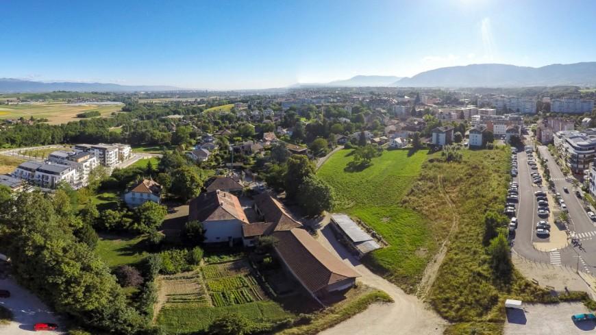 Saint-Julien présente sa future école