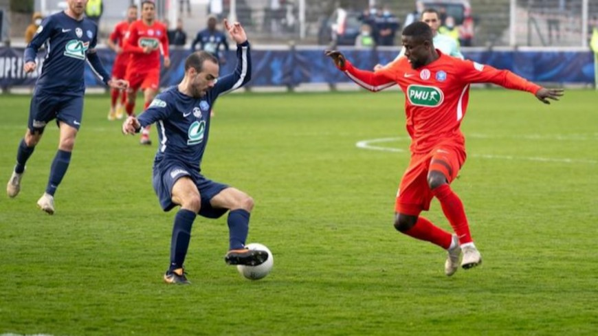 Coupe de France : Rumilly-Vallières en quarts !