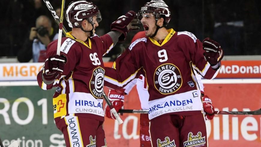 Hockey : Genève entame sa finale ce lundi
