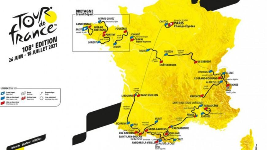 Le patron du Tour de France en Haute-Savoie