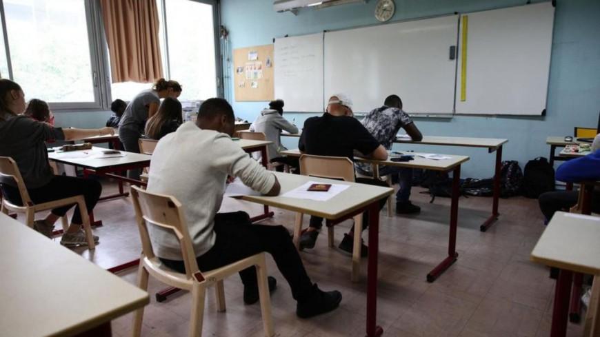 Les lycéens s'inquiètent pour le bac