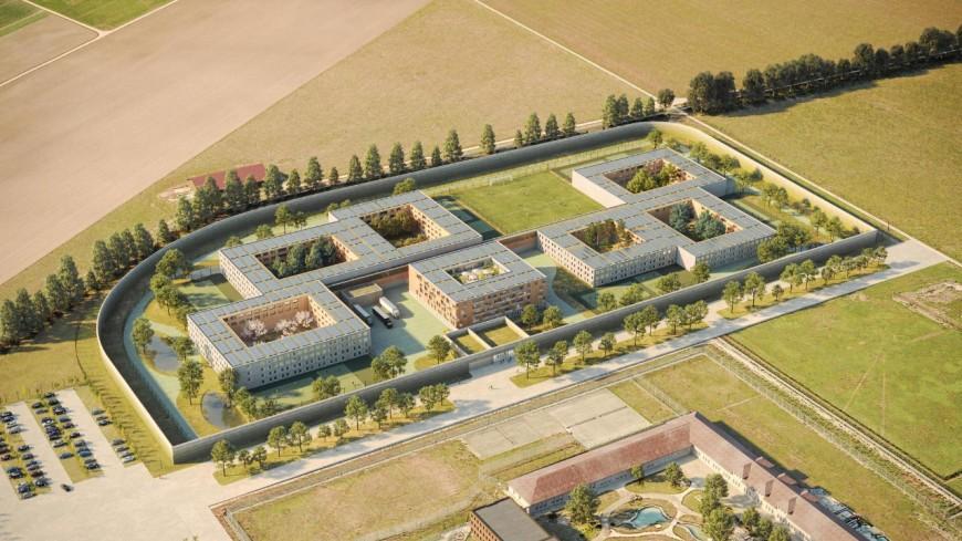 Vaud dévoile sa future prison d'orbe