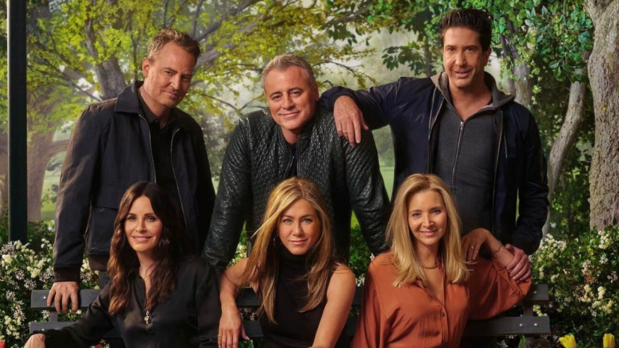 L'épisode de retrouvailles de Friends sera diffusé sur TF1 !