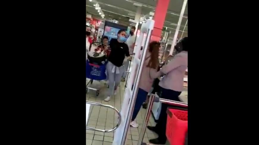Annemasse : insultes racistes à Carrefour