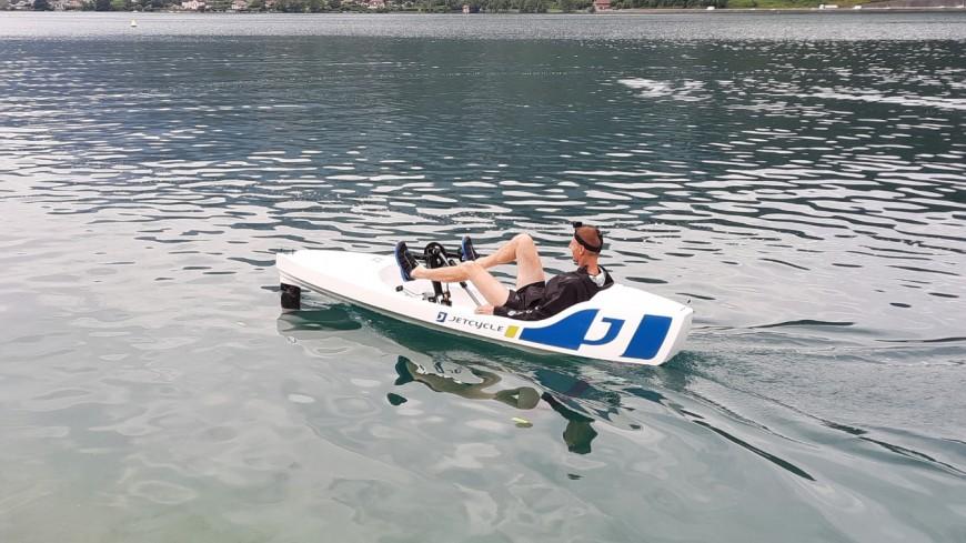 Le Jet Cycle débarque sur nos lacs !