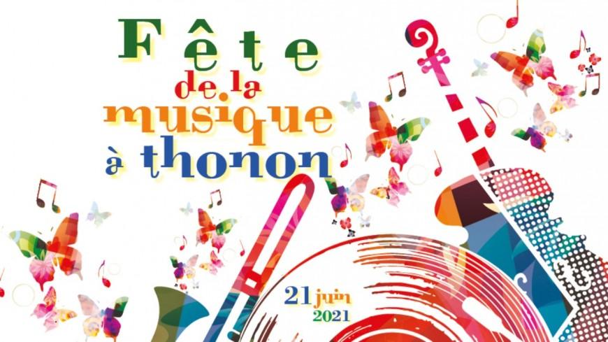 Fête de la musique 2021 : Thonon maintient l'évènement
