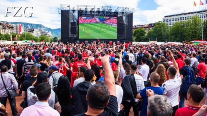 L'Euro 2021 se prépare à Genève