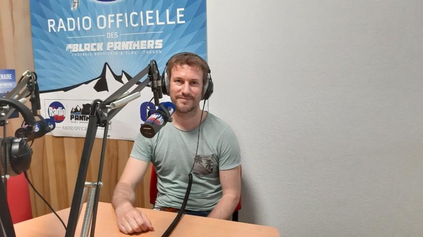 Un nouvel album pour le chablaisien Julien Morand (interview)