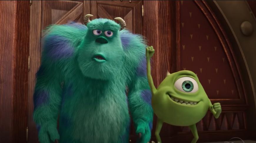"""Disney dévoile la bande-annonce de la série """"Monstres & Cie"""" ! (vidéo)"""