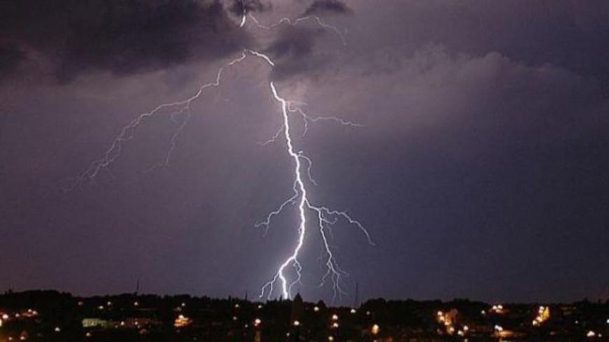 Neuchâtel frappé par de violents orages