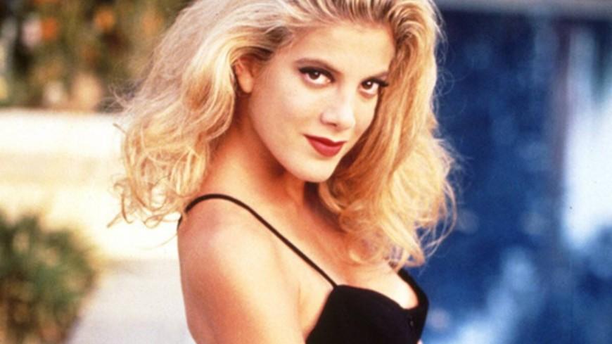 """Tori Spelling, actrice de la série """"Beverly Hills"""", transformée par la chirurgie (photo)"""