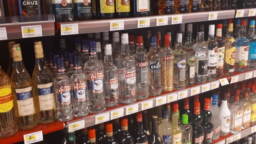 Alcool : des acheteurs trop jeunes