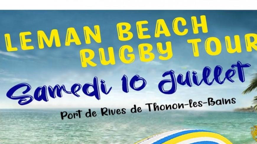Un tournoi franco-suisse de rugby à Thonon