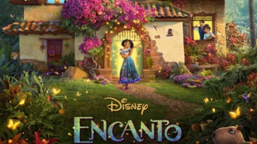 """Découvrez la bande-annonce de """"Encanto"""", le petit dernier des studios Disney ! (vidéo)"""