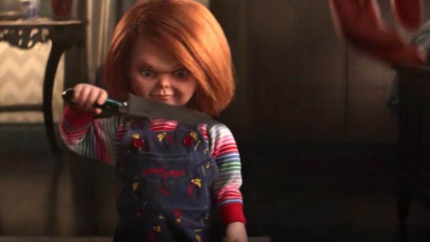 """La série """"Chucky"""" dévoile ses premières images dans un trailer angoissant ! (vidéo)"""