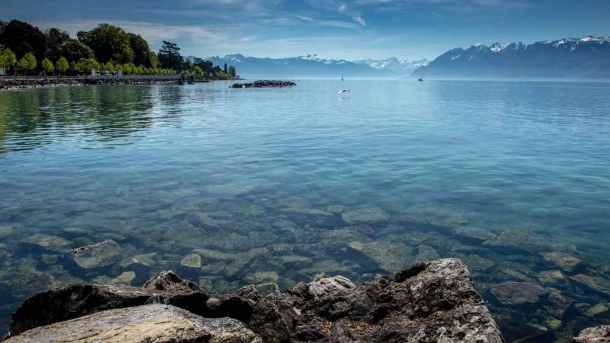 Le lac Léman se prépare à la saison estivale