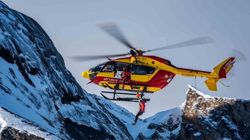 Lourde chute d'un guide dans le Mont-Blanc