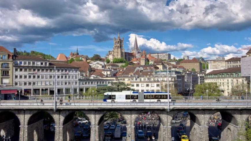 Enquête sur les habitudes de mobilité à Lausanne
