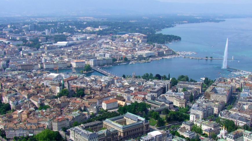 Les manifestations s'enchainent à Genève