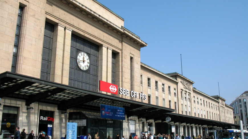 Genève : accident mortel à la gare