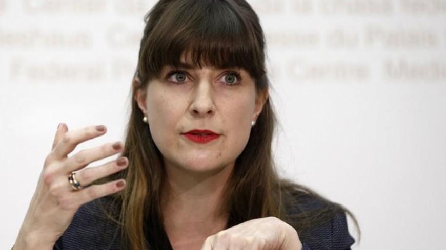 Rebecca Ruiz candidate au conseil d'Etat Vaudois