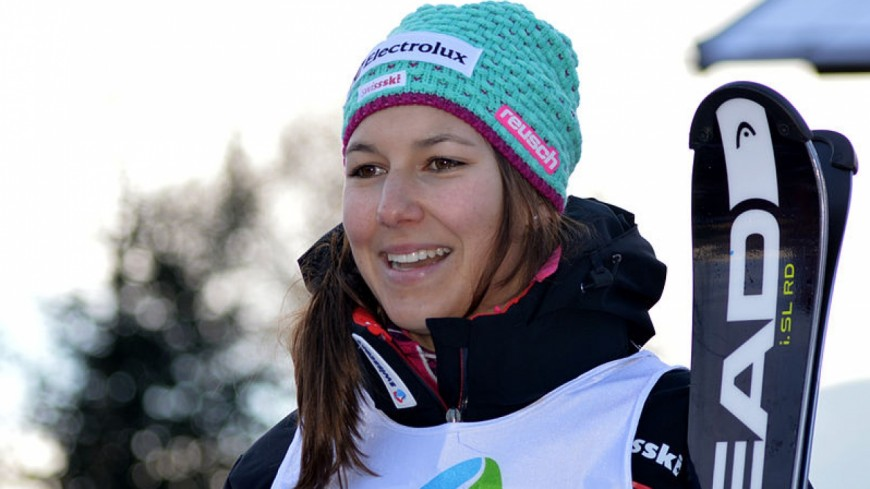 Ski : Holdener championne du monde de combiné
