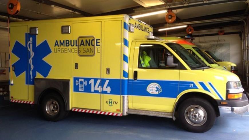 Vaud : un gendarme percuté par une voiture