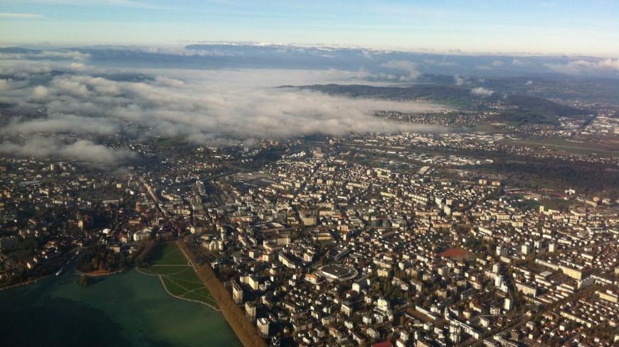 Annecy : une marche pour le climat