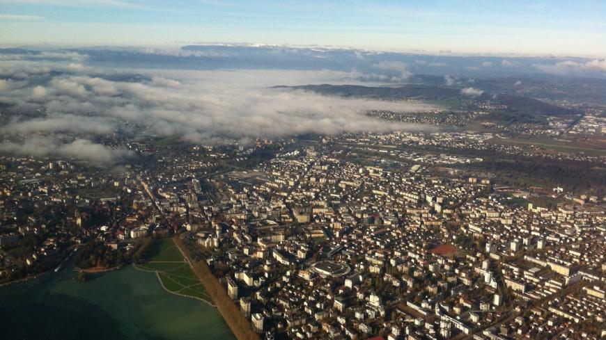 Annecy : déneigez devant votre porte