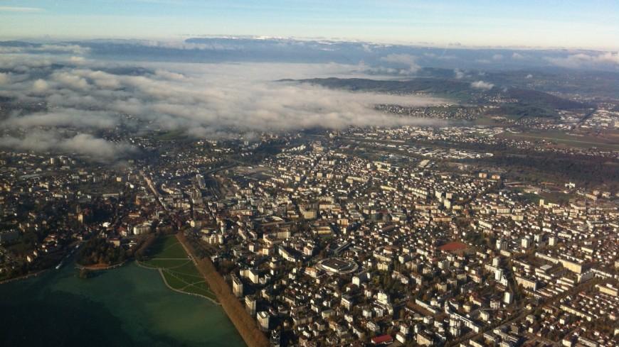Annecy : la vignette Crit'Air bientôt obligatoire