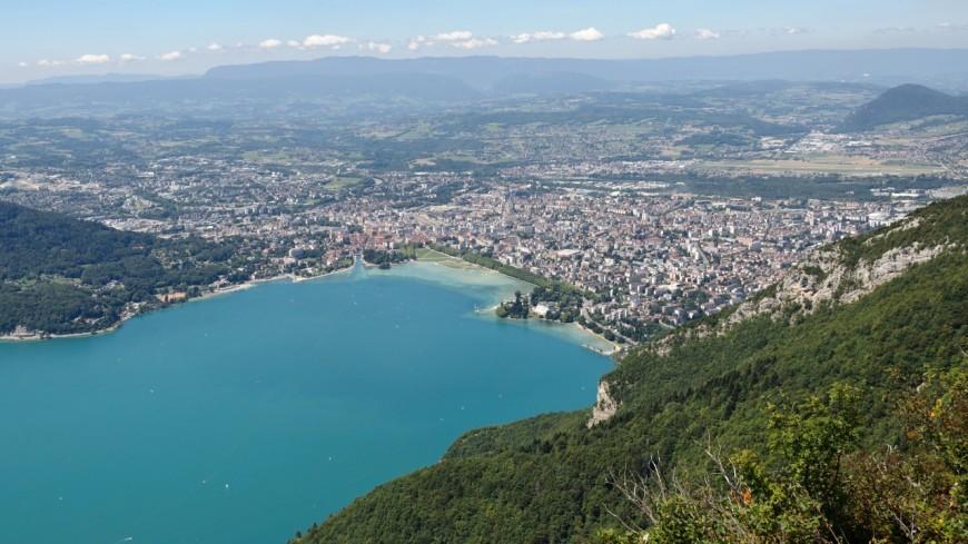 Annecy : le niveau du lac remonte