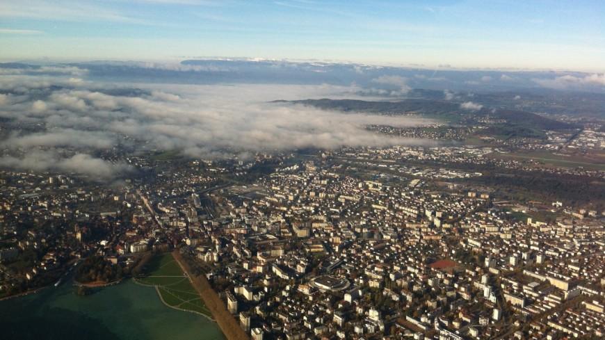 Annecy : moins d'éclairage sur la voie rapide