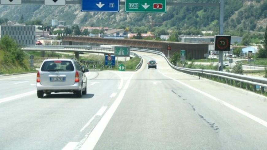 Levez le pied entre Vevey et Montreux !